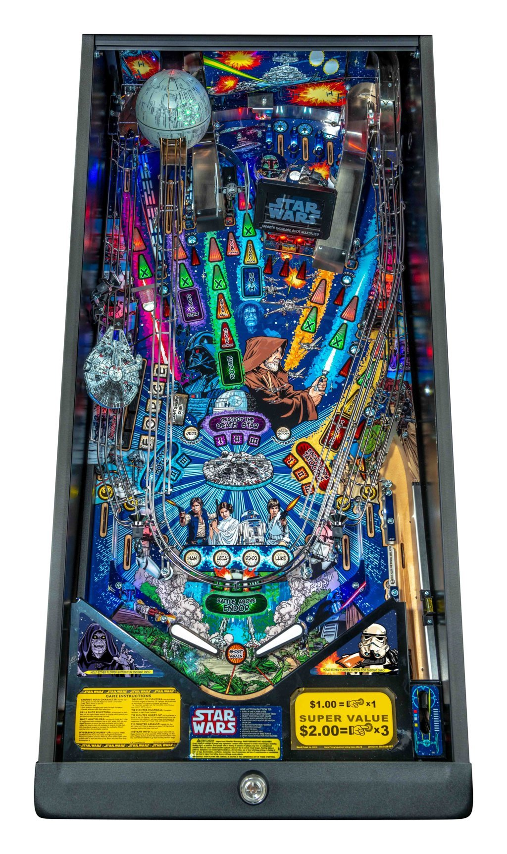 StarWars LE Playfield neu FILEminimizer