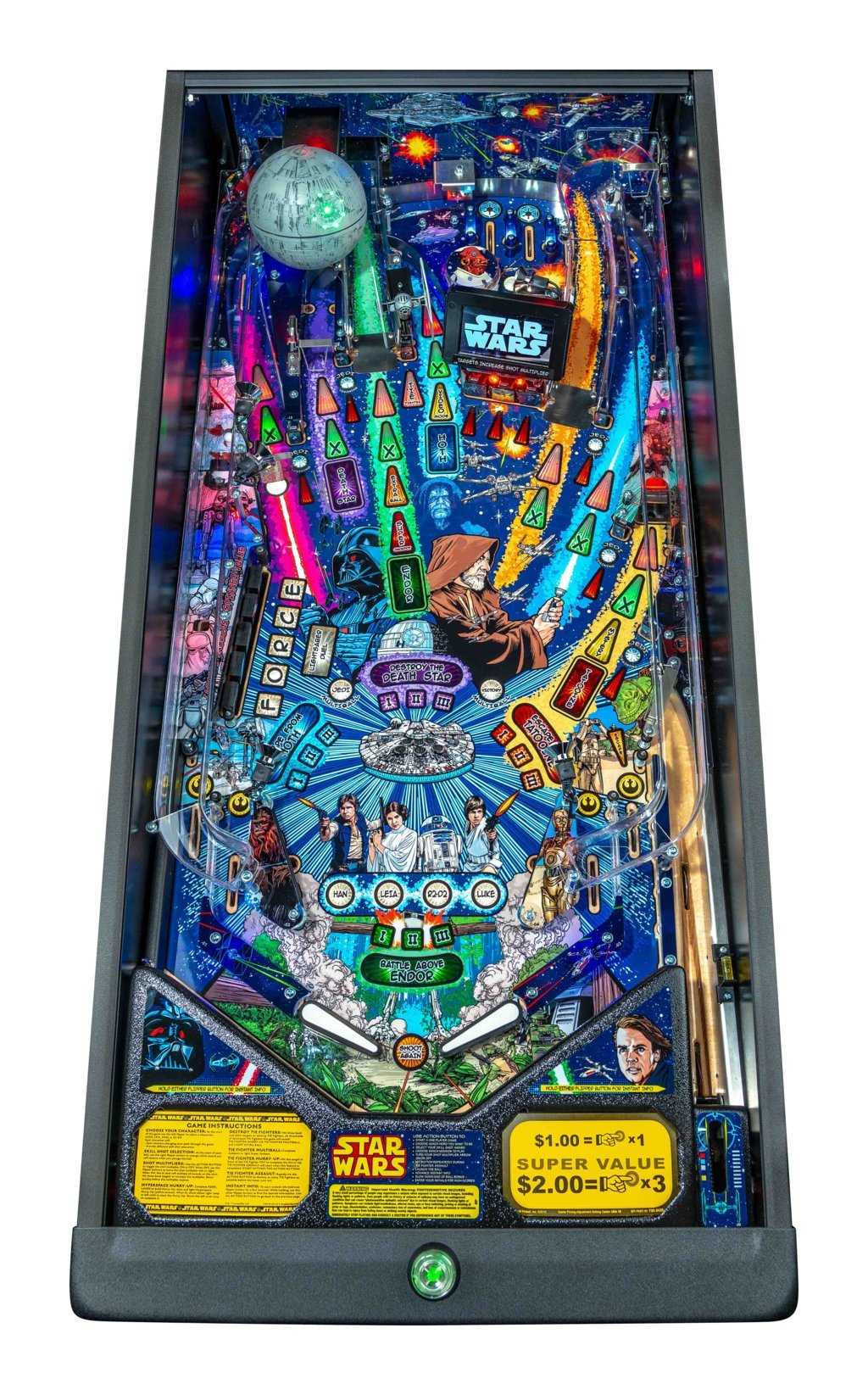 StarWars Pro Playfield neu FILEminimizer