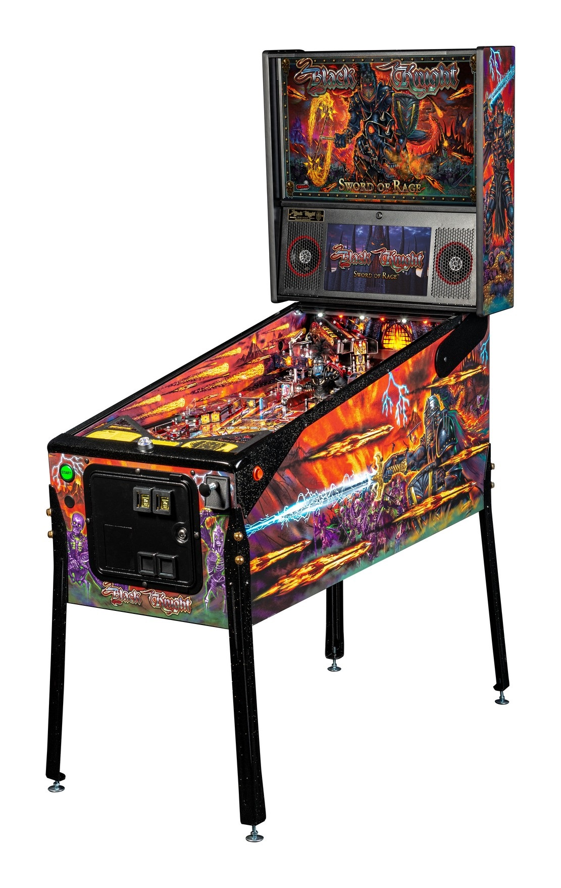 BlackKnight LE Cabinet LF