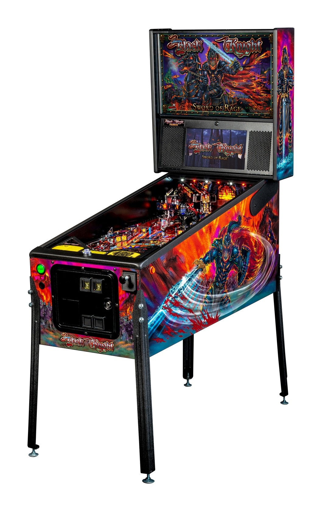 BlackKnight Premium Cabinet LF
