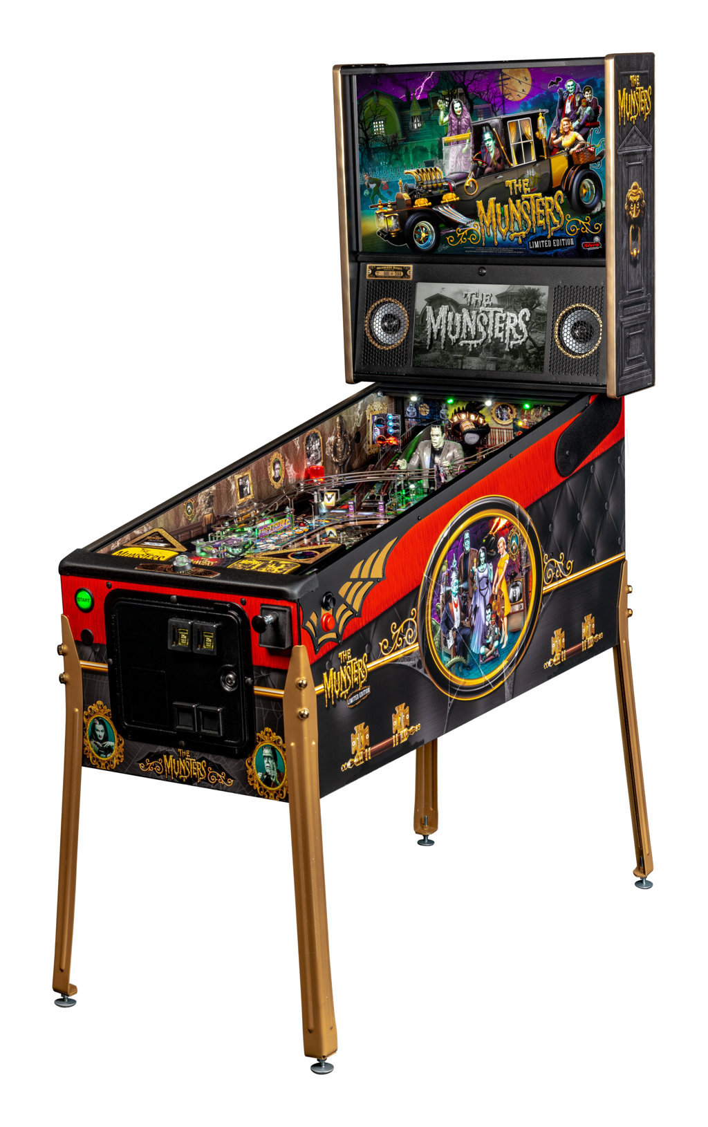Munsters LE Cabinet LF 010319 mini