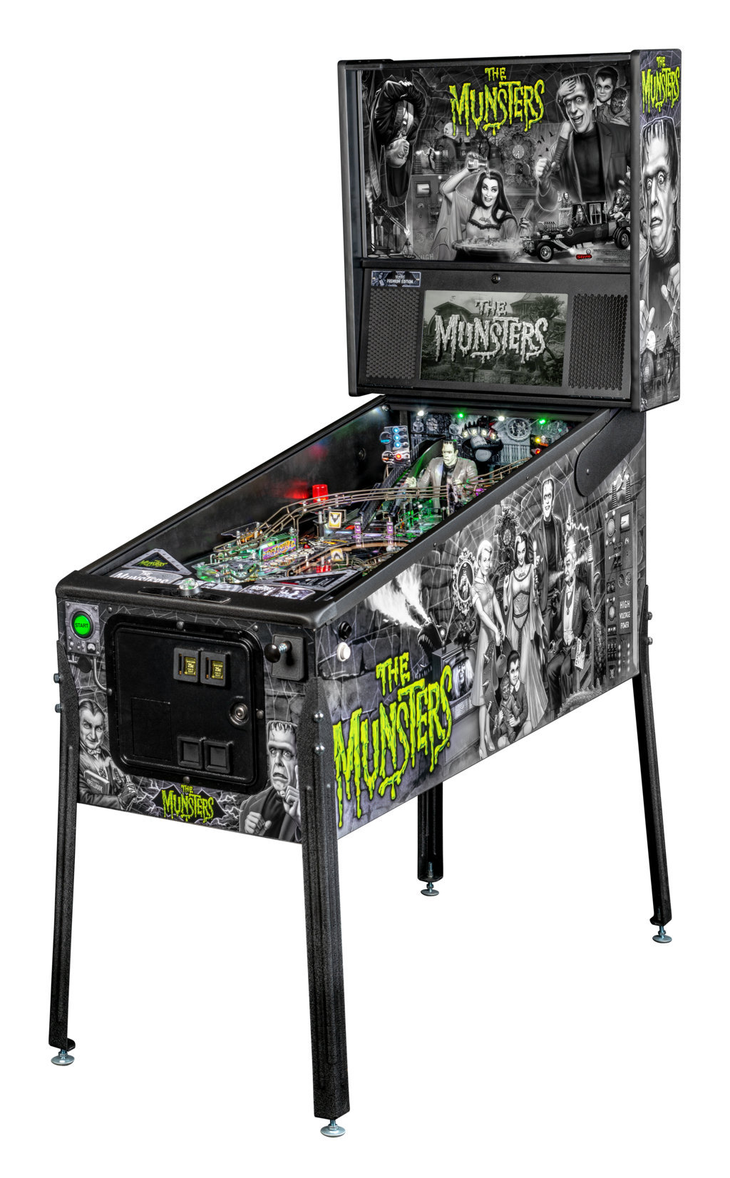 Munsters Premium Cabinet LF mini
