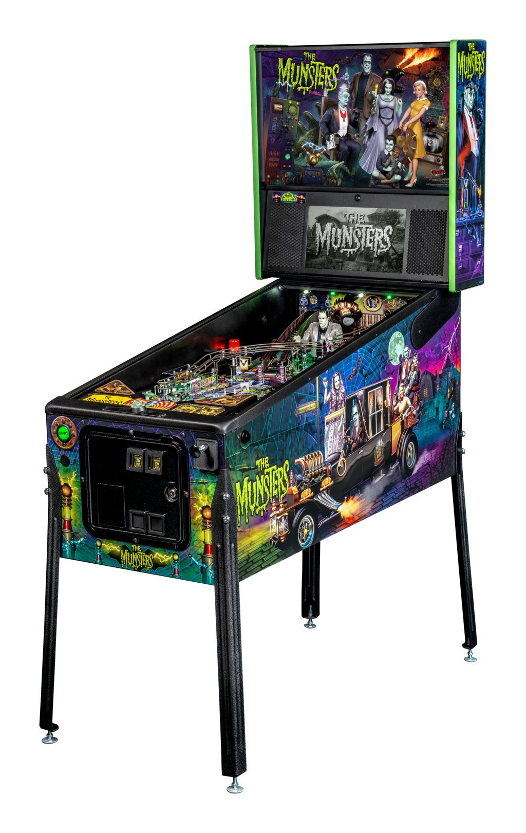 Munsters Pro Cabinet LF mini